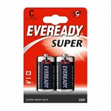 Батарейка Eveready SUPER HD R14 (C) FSB 2 (на б
